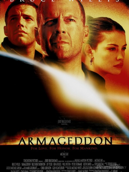 Ngày tận thế - Armageddon