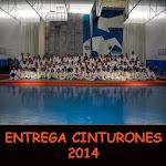 ENTREGA CINTURONES 2014