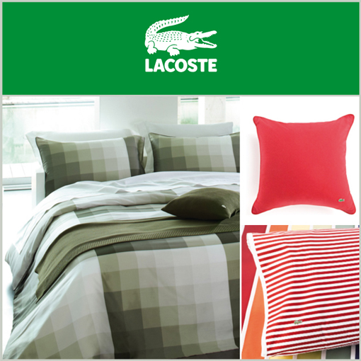 HOME COLLECTION - LACOSTE