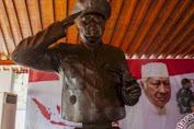 Perdebatan Hilangnya Patung Manpres Soeharto di Museum Dharama Bhakti, Begini Faktanya