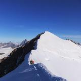 Le Castor (4228 m)