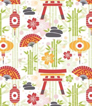 12 tutoriales en Photoshop e Illustrator para crear patrones con imágenes complejas