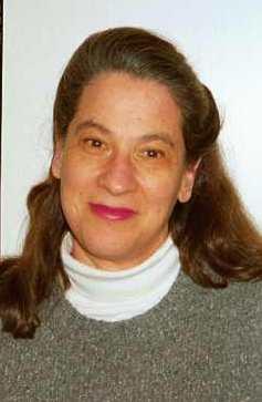 Carol Ember Portrait, Carol Ember