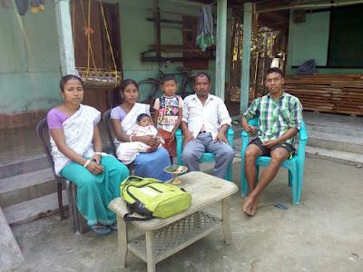 Follow up to Self Assessment at Chakrasila No 2