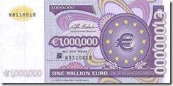 uang 1000000 euro