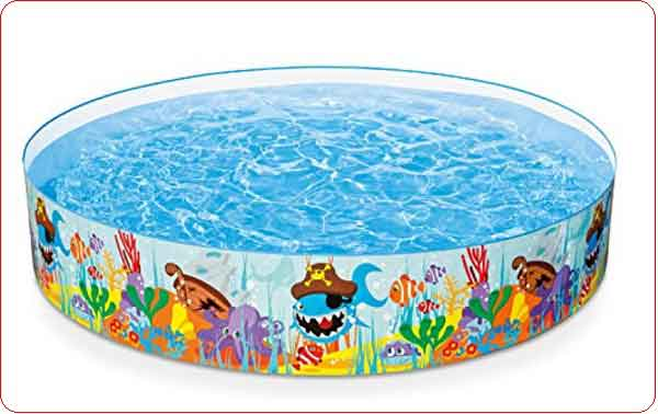bể bơi trẻ em intex