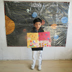 Space Presentation Show and Tell Activity (Sr.KG) 28-1-2015