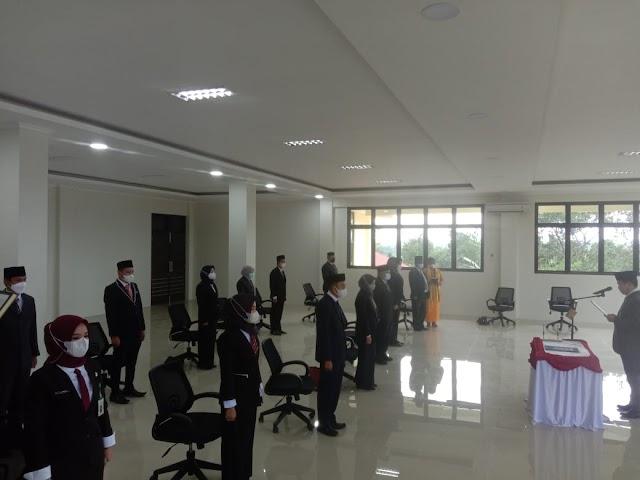 Wabup Supiani Kembali Rotasi 14 Penjabat Struktural dan Kepala UPT Puskesmas di Balangan