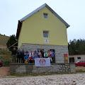Planinarski dom Orlova stina na Blidinju