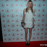 WWW.ENTSIMAGES.COM -  Laura Whitmore  arriving at    Diet Coke Private Party  a Sketch Conduit Street  London January 30th 2013                                                    Photo Mobis Photos/OIC 0203 174 1069
