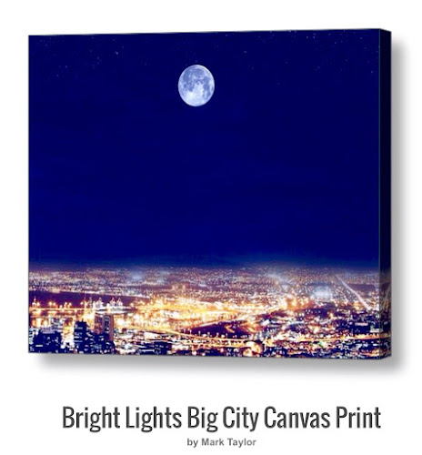 Bright Lights Big City by MA
