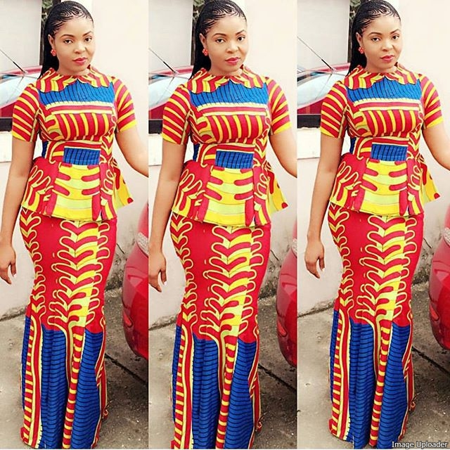 Beautiful Ankara Styles Fashion Nigeria Fashion Qe