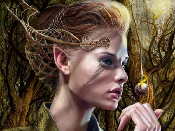 Life Of Mage, Fantasy Girls 1