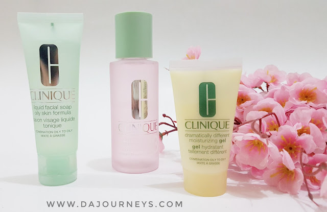 [Review] Clinique 3 Step for Combination to Oily Skin