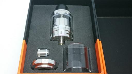 DSC 4002 thumb%255B3%255D - 【RTA】「Geek Vape Ammit 25 RTA」(ギークベープアメミット25RTA)レビュー。アメミットの新型はデカミット!?タンク容量バリエーションありのクラウド・フレイバー製造アトマ【電子タバコ/VAPE/爆煙/アトマイザー】