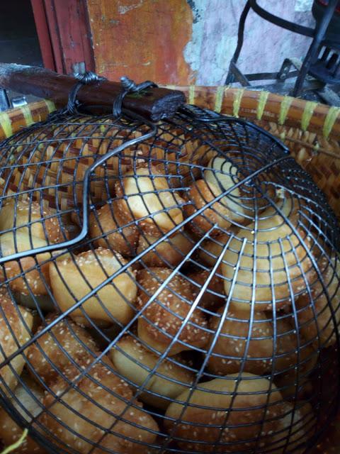 Roti Goreng Cokro Kota Mojokerto