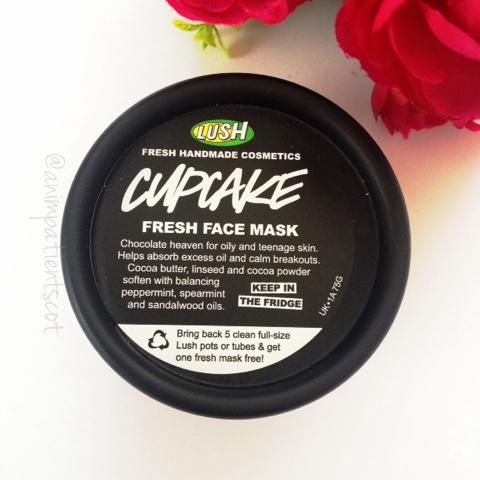 Cupcake Facemask