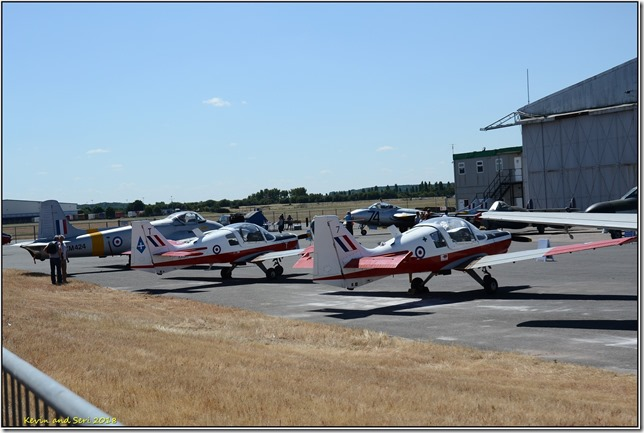 Coventry Airport - July