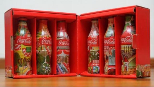 Mr. Kannie Yeo , de Singapur, y Su coleccion de Coca-Cola ...