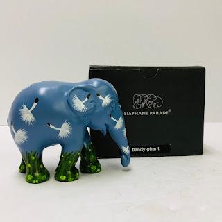 Elephant Parage Dandy-phant Figurine
