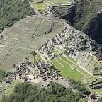 Machu Picchu - Blick vom Waynapicchu