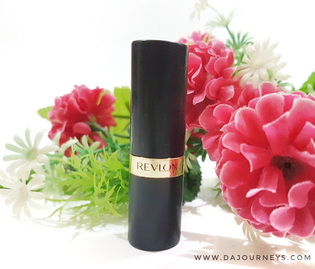 [Review] Revlon Super Lustrous Lipstick Creme #525 Wine With Everything