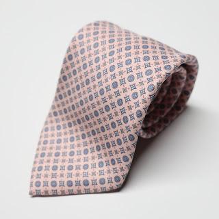 Louis Vuitton Pink Necktie