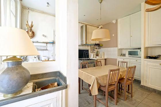 Vente appartement 7 pièces 201 m2