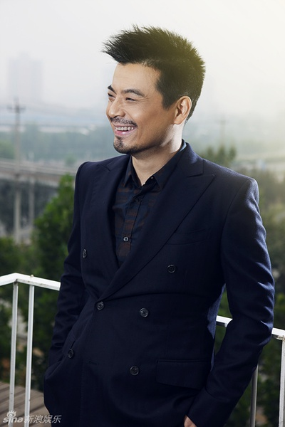 Fu Jia China Actor