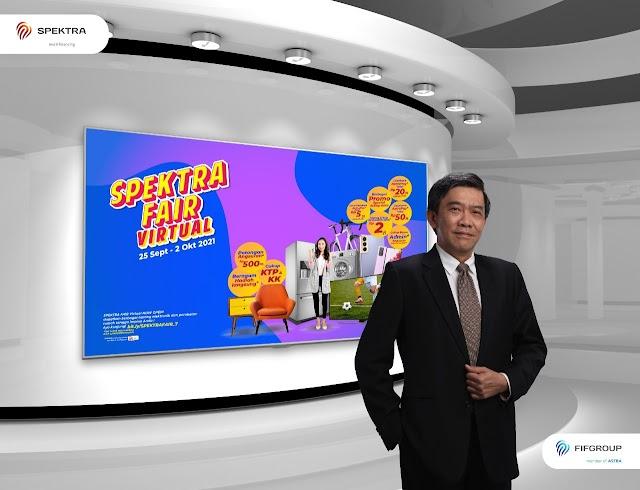 SPEKTRA FAIR Hadir di Banjarmasin dan 64 Kota Besar di Indonesia