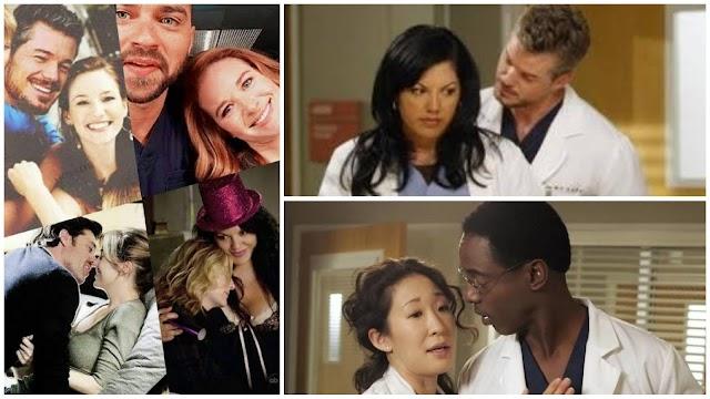 Grey's Anatomy: para comemorar o dia dos namorados vamos relembrar os melhores casais da série