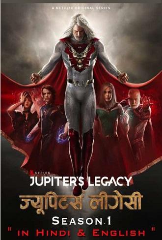 Jupiters Legacy Season 1 Hindi Dual Audio Complete Download 480p & 720p All Episode