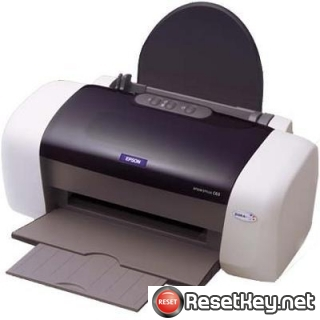 Epson CX3300 Waste Ink Pads Counter Reset Key