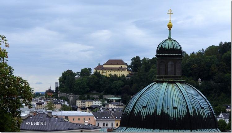 13 Blick auf Kapuzinerkloster