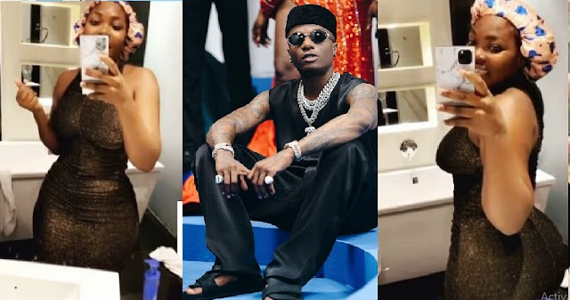 Wizkid Speechless After A Lady Offered To $uck His Cassava For 2 Tickets