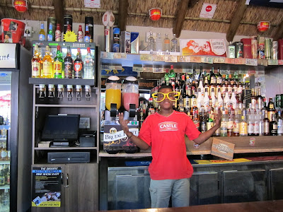 South Africa Pretoria funny bartender