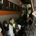 A train crash inside a tunnel in Taiwan has killed at least 36 people