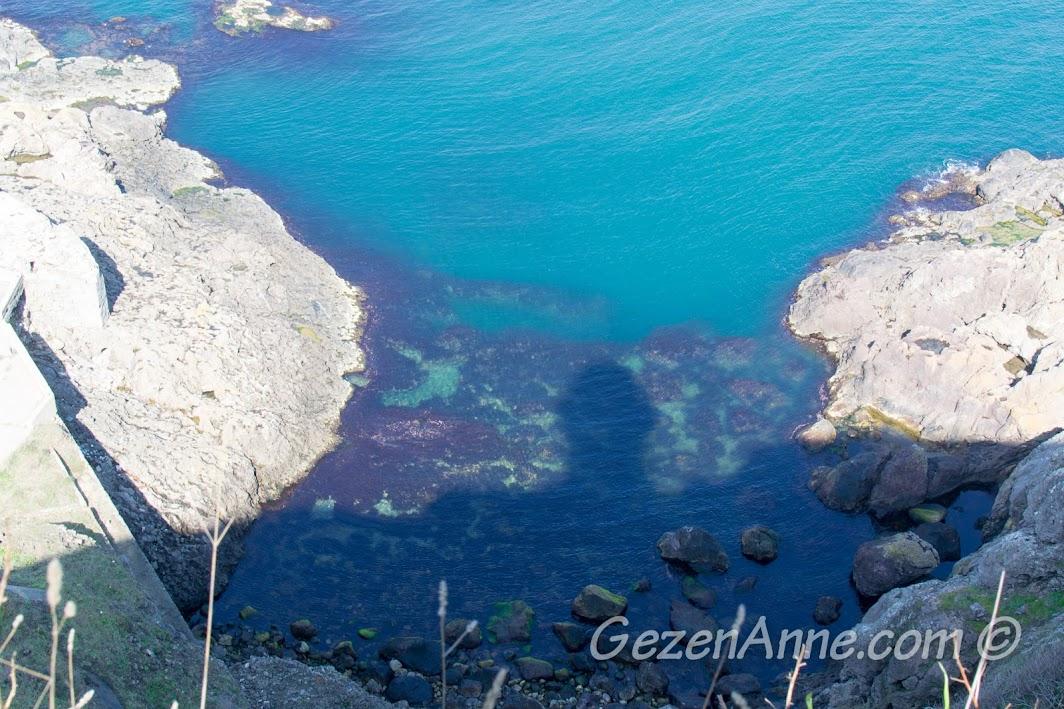 Anadolu Feneri'nden Karadeniz manzarası