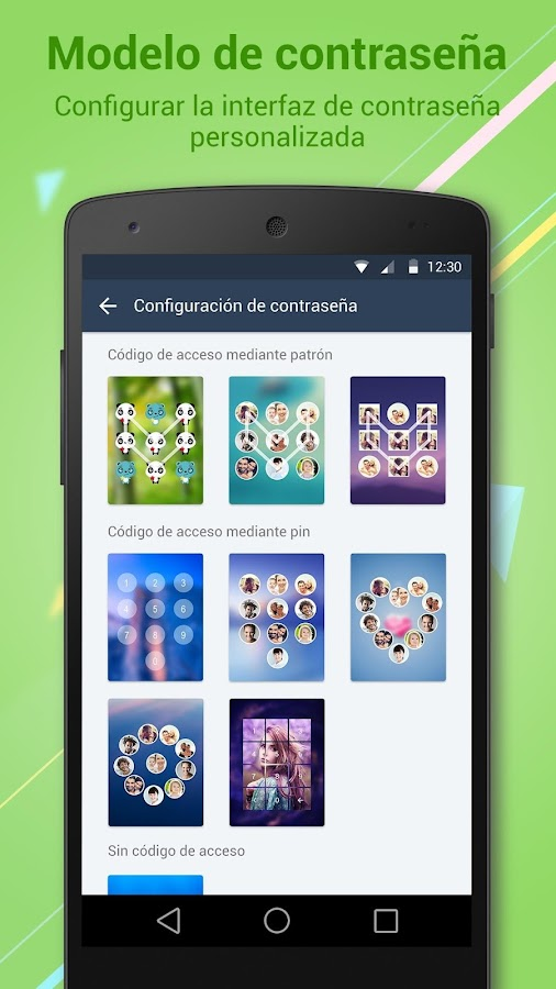 Solo Locker(DIY Locker): captura de pantalla