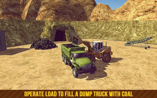 Loader & Dump Truck Simulator Pro screenshots 1