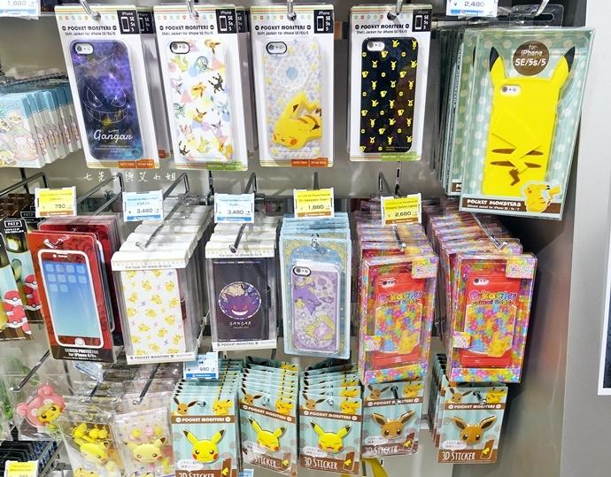 15 成田機場 寶可夢 神奇寶貝 皮卡丘 口袋怪獸 專賣店 東京旅遊 東京自由行 日本自由行