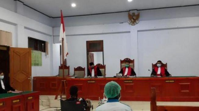 Sempat Ditembak, Oniara Pembunuh 2 Polisi di Papua Meninggal Sebelum Bersidang