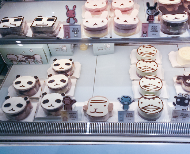 photo of another dessert display