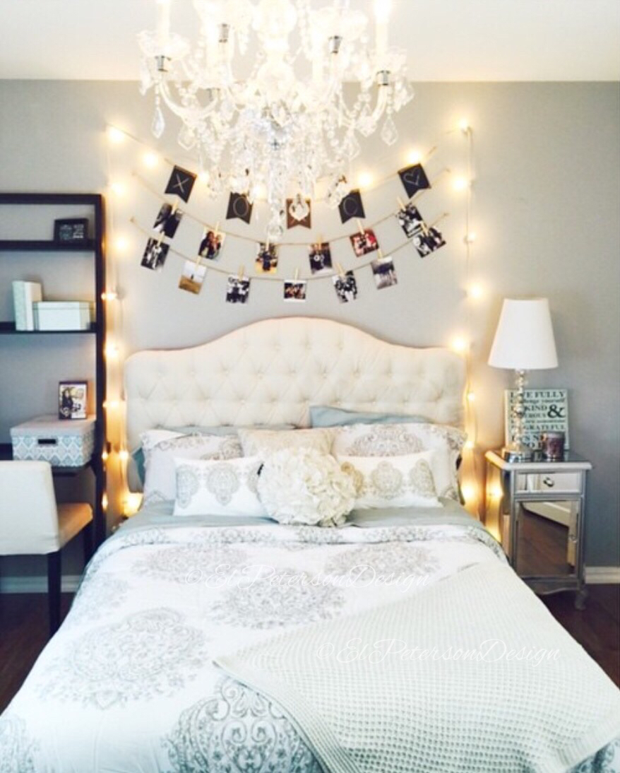 IDEAS DECORATION BEDROOM  FOR GIRL IN 2018 3
