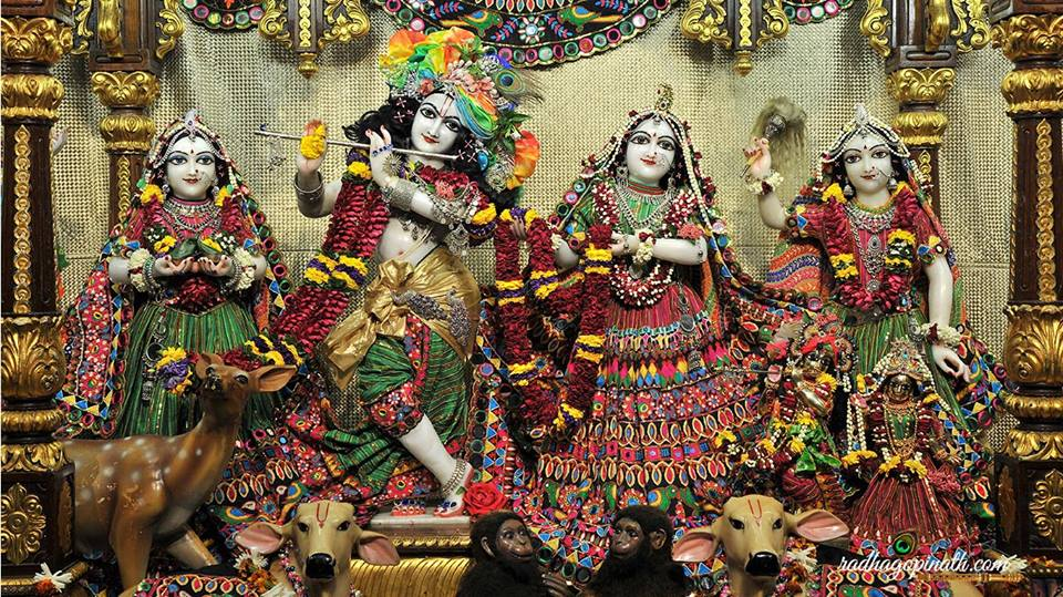 ISKCON Chowpatty Deity Darshan 31 August  2016 (1)