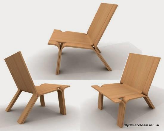 Более детальная проработка кресла