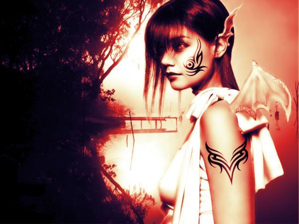 Young Queen Of Hatred, Demonesses 2