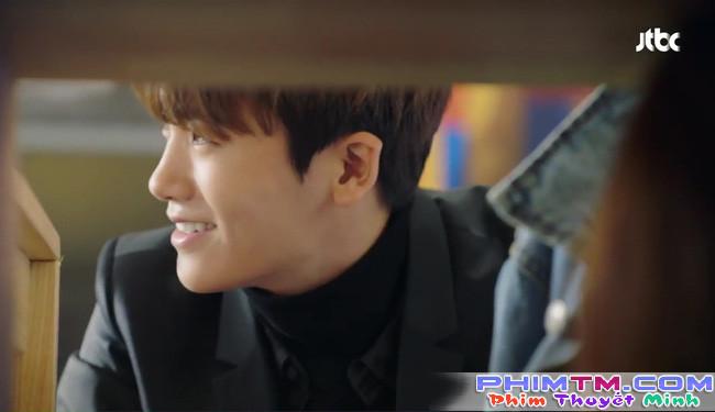 """Do Bong Soon: Thấy Ji Soo chở """"crush"""" đi làm, Park Hyung Sik ghen nổ đom đóm mắt - Ảnh 19."""
