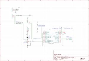 簡易インジェクションコントローラ回路図(Rev0.1a)