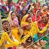 नंद के आनंद भयो जय कन्हैया लाल की प्रजापति समाज द्वारा आयोजित  संगीतमय भागवत कथा का आयोजन ग्राम मनपुरा में हो रहा है